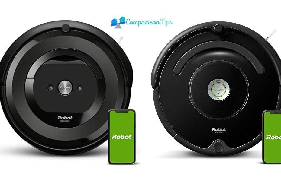 Roomba e5 vs 675
