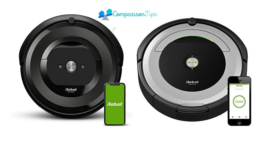 Roomba e5 vs 690