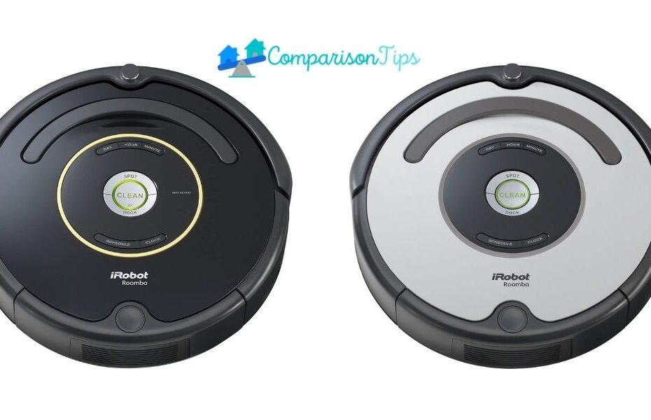 Roomba 650 vs 655