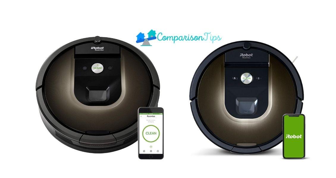 Roomba 980 vs 985
